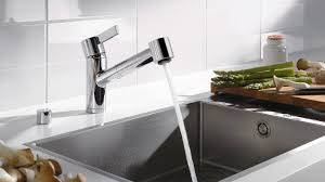 Touch Activated Kitchen Faucets Touchless Kitchen Faucets With Sprayer Kitchen U0026 Bath Ideas