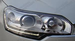 original citroen c5 models increased with led daytime running