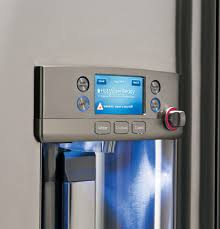 French Door Refrigerator Without Water Dispenser - ge café series energy star 27 8 cu ft french door refrigerator