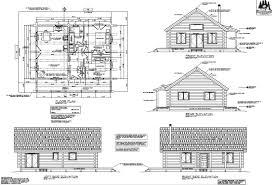 Log House Plans by Plans Log Cabin Plans