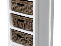 bathroom wicker bathroom storage 37 wicker basket storage unit