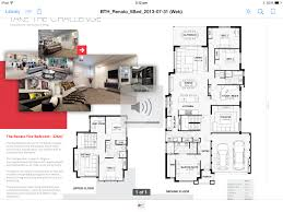 the hadleigh display home by ben trager homes newhousing com au