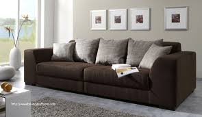 deco canape marron carrelage terrasse et tapis de bain gifi beau bien deco salon marron
