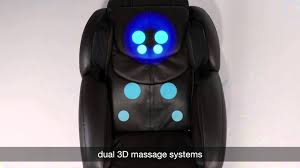 Brookstone Chair Massager Brookstone Signature Massage Chair In Partnership With Inada Youtube