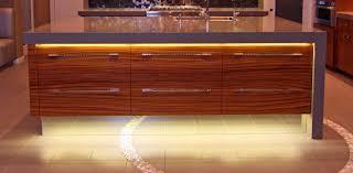 Zebra Wood Kitchen Cabinets Kitchen Design Case Study Contemporary Kitchen With Zebra Wood