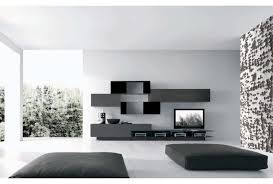 living room attractive black wall mounted tv units cabinets plus