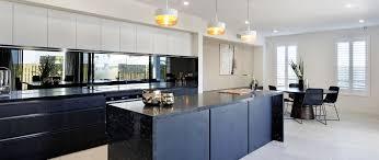 Kitchen With An Island Nuvo Homes Builders Brisbane U0026 Home Builders Brisbane