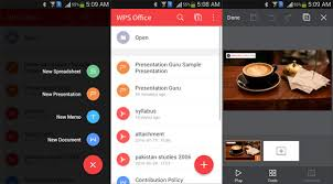 templates for wps office android the best presentation apps for android presentation guru