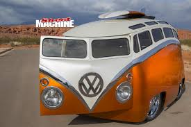 volkswagen bus art ron berry u0027s u0027surf seeker u0027 custom vw kombi bus street machine