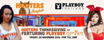 where to stuff yourself on thanksgiving in bangkok