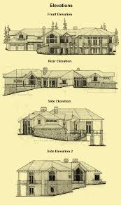 1 story luxury house plans 1 story luxury house plans mountain house plans front view