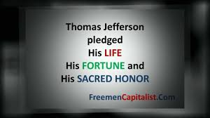 thomas jefferson quotes freemen capitalist founding fathers