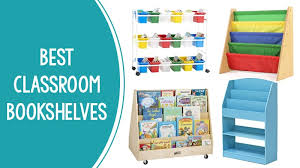what of wood is best for shelves 20 amazing classroom bookshelves for all your organizing needs