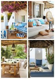 The Terrace Mediterranean Kitchen - 40 mediterranean terrace and patio decor comfydwelling com