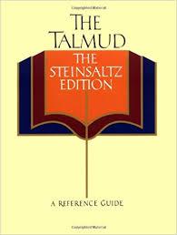 adin steinsaltz books the talmud the steinsaltz edition a reference guide rabbi adin