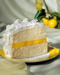 sunny lemon cake recipe from