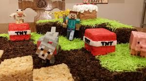 minecraft cake album on imgur
