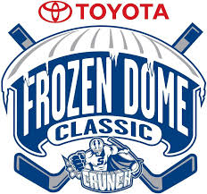 toyota logos outdoor classic primary logo american hockey league ahl