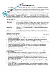 Sample Desktop Support Resume by The Stylish Application Support Resume Sample Resume Format Web