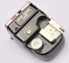 shoe light meter nikon exposure meters