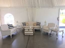 table and chair rentals sacramento white furniture set sacramento wedding and event lounge decor and