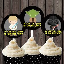 wars cupcakes wars cupcake toppers wars cupcakes wars baby