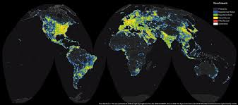 apod 2016 june 30 the new world atlas of artificial sky brightness