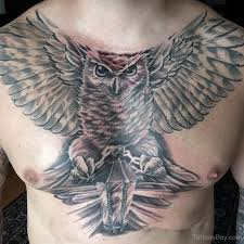owl tattoos designs pictures page 8