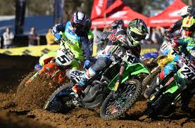 motocross racing 2 ferris goes 1 1 again mx nationals rnd 6 nowra mcnews com au