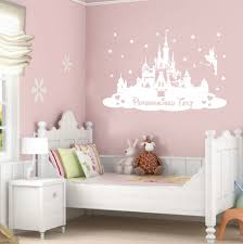 aliexpress com buy custom personalized kids name princess castle aliexpress com buy custom personalized kids name princess castle nursery girls bedroom home decor art mural from reliable mural wall suppliers on myhome