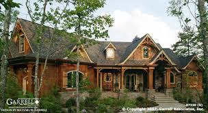 rustic texas home plans nantahala gable house plan active adult house plans
