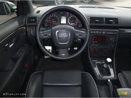 audi dashboard a5 2007 audi rs4 4 2 quattro sedan black dashboard photo 72629731