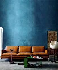 canap interiors bleu inte se dans un salon et canap camel vert bleu