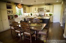 cuisine et salon aire ouverte idée décoration salon aire ouverte