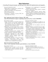 oracle erp project manager resume sle resume oracle functional