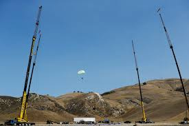30 Feet In Meter by He U0027s Going To Free Fall 25 000 Feet Into A Net New York Post