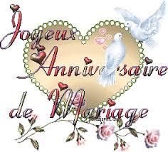 souhaiter joyeux mariage joyeux anniversaire de mariage anniversairedemariage coeur
