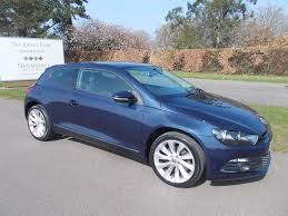 vw scirocco tdi cr gt 3dr for sale newmarket suffolk newmarket