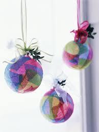 Unique Christmas Ornaments Fun And Unique Paper Mache Ideas