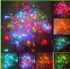 colorful lights for bedroom buy lemonbest color changing starry lights rgb 10m 100 led fairy