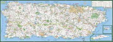 Puerto Rico World Map Remplacing Puerto Rico U0027s Circle Highway Shields To New Highway