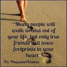 quotes about your life quotes about footprints on your heart are you leaving footprints