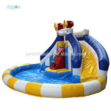 inflatable biggors commercial inflatable water slide for sale