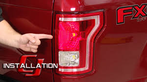 2016 f150 led tail lights f 150 diode dynamics led tail light and rear turn signal bulbs 1997