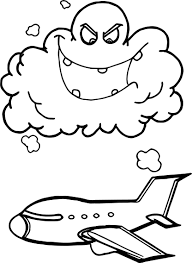 coloring pages of clouds sun coloring pages cute sun coloring