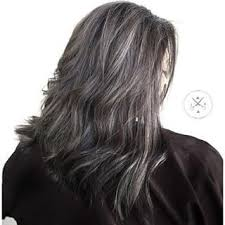highlights to hide white hair 78 best images about cover gray for brunettes on pinterest