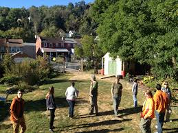 millvale neighborhood eco walking tour