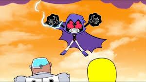 teen titans 125 colors raven episode