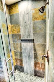 Wood Shower Door by The Coolest Shower Door Ever Alway Homes