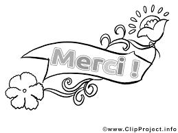 fleurs clipart à imprimer merci dessins gratuits merci dessin